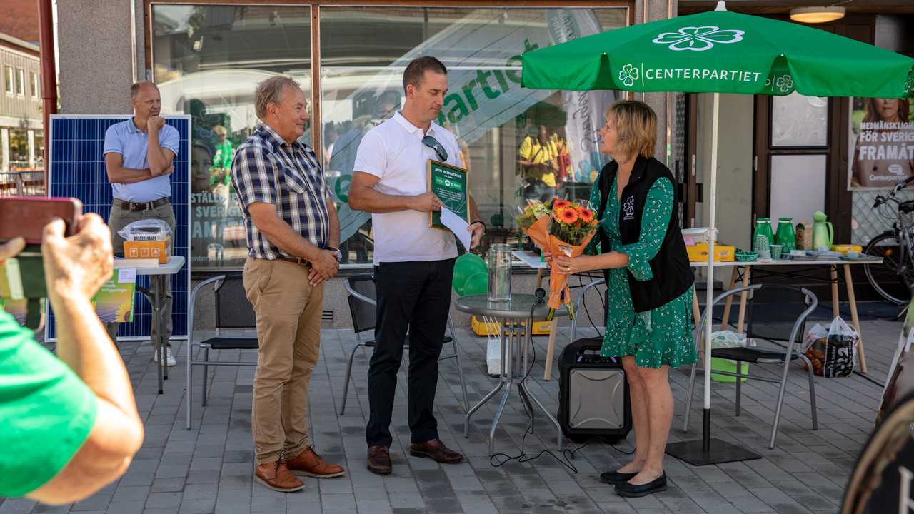 Next Green tilldelas miljöpris